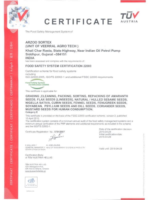 fssc-22000-certificate-vat