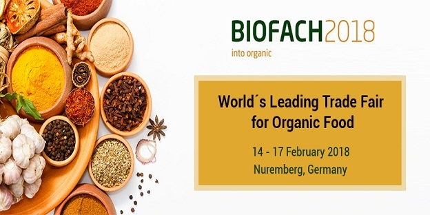 Biofach 2018 Nuremberg,Germany