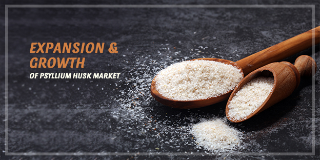 Expansion & Growth Of Psyllium Husk Market