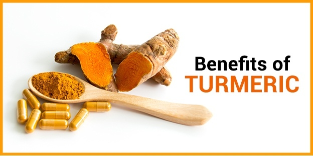 Benefits of Turmeric Powder and Fingers by Organic Products India