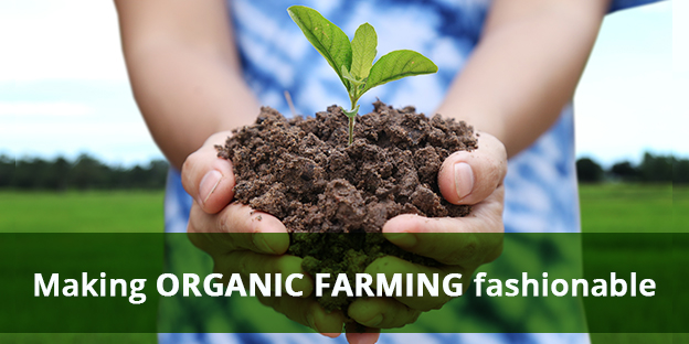 organic farming by organic products manufacturers in India