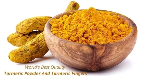 World's Best Quality Turmeric Powder And Turmeric Fingers